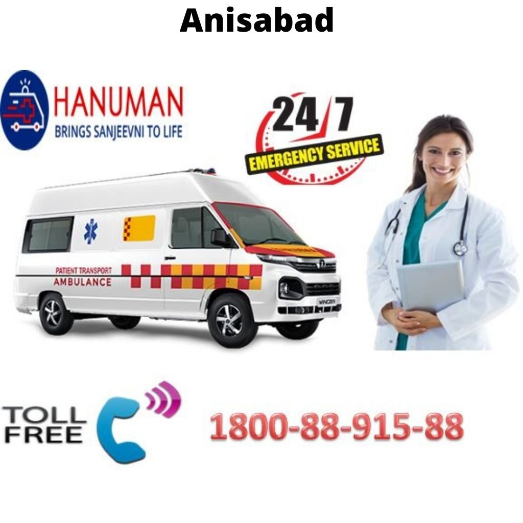 Ambulance Service in Anisabad