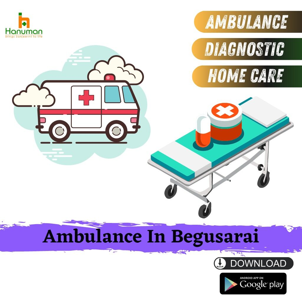 Ambulance Service in Begusarai