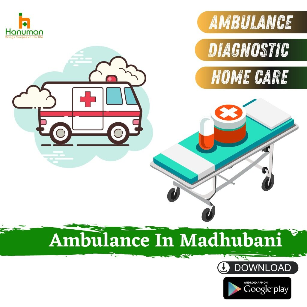 Ambulance Service in Madhubani